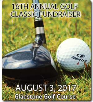 Golf Classic, August 3, 2017, Click for more information.