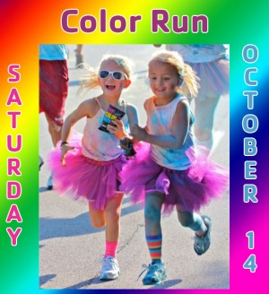 color run graphic