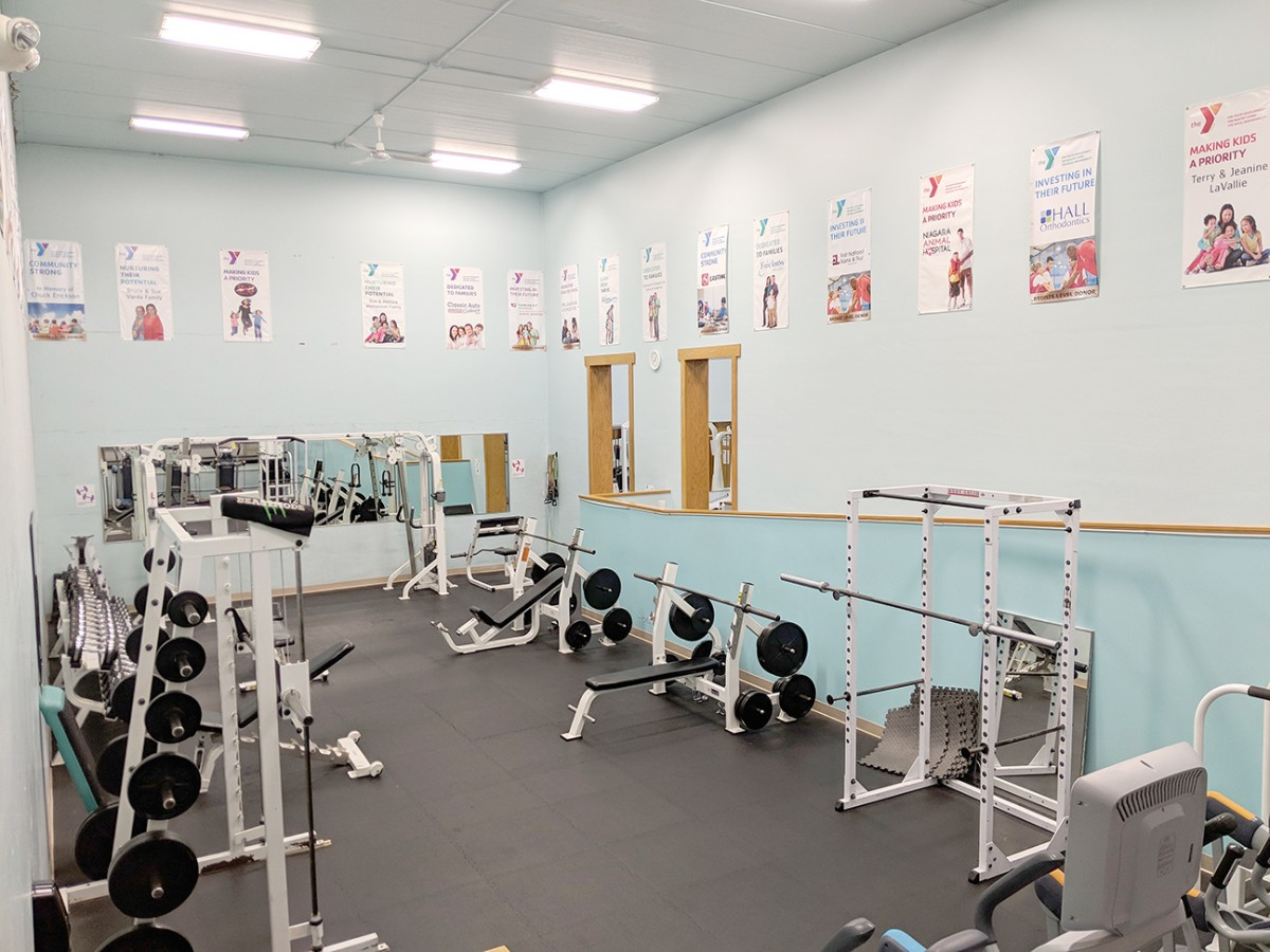 What s your y ensuring opportunities for the next generation dickinson ymca iron mountain mi - Best cardio equipment for small spaces property ...