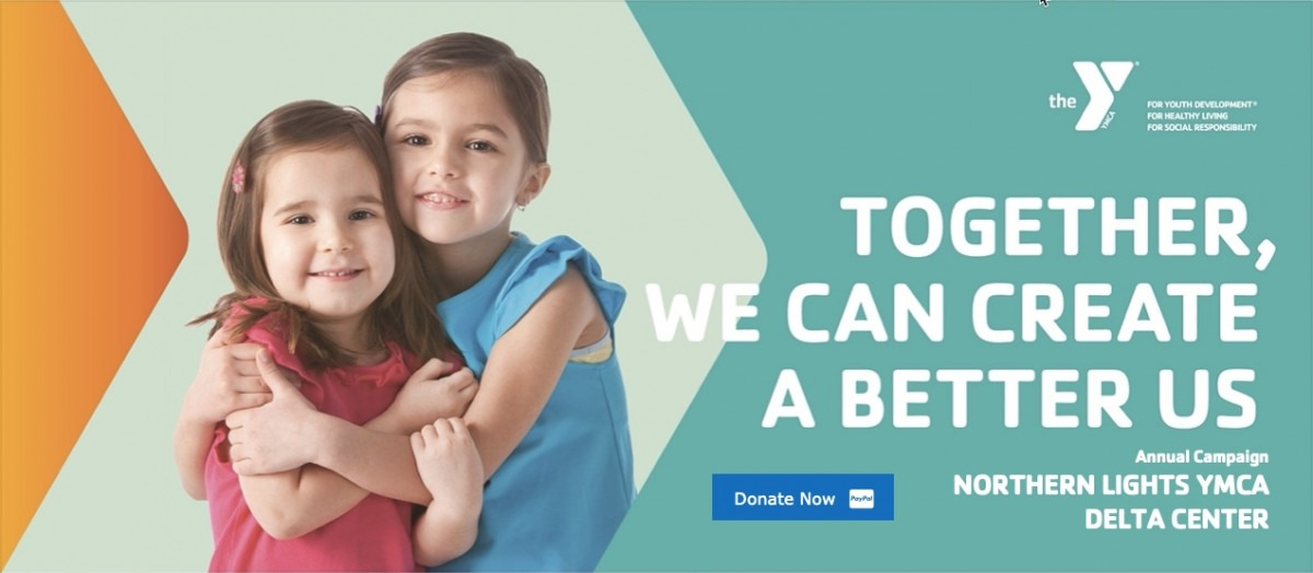 2021 Northern Lights YMCA Capital Campaign, Donate Now